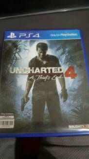 A thiefs end - uncharted 4 PS4