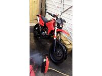 125cc chinese pulse adrenaline superbyke eke breaking for spares