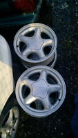 1995 Ford Mustang GT rims