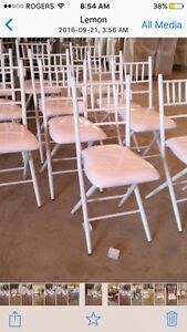 Beautiful, Modern, Affordable Chiavari Chairs for Rent  Cambridge Kitchener Area image 3