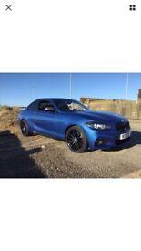 BMW 228i/235i m-sport