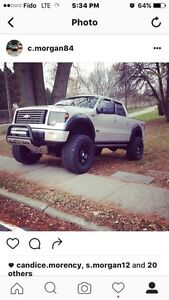"""2012 F150 Fx4 lifted 9"""""""