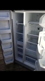 Amarican samsung fridge freezer