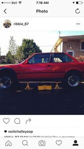 BMW e30 350 small block Chevy swapped!