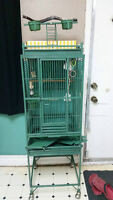 Large bird cage  First $100 offer gets it