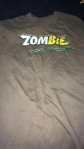 zombie eat flesh shirt Kitchener / Waterloo Kitchener Area image 1