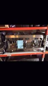 Second Hand Commercial Wega Polaris chrome Coffee Machine Marrickville Marrickville Area Preview