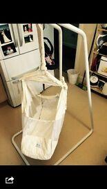 Amby hammock swing