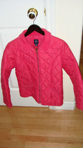 Girl's coat Size XL (12) Excellent Condition