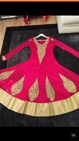 Asian dress or frock