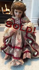 Beautiful Porcelain Dolls  Downtown-West End Greater Vancouver Area image 9