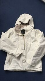 Ladies trespass coat 18