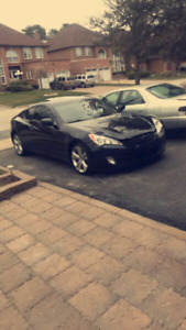 Hyundai Genesis Coupe 2.0T  Manual