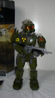 Mega bloks Halo Wars spartan series  212 pièces