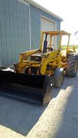 Massey-Ferguson 30B Industrial Tractor & Loader