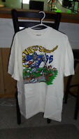 San Diego Chargers 1995 Superbowl T-Shirt X-Large Very Rare/Mint