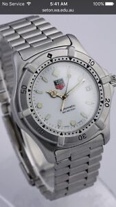 Tag Heuer Series 2000 Automatic