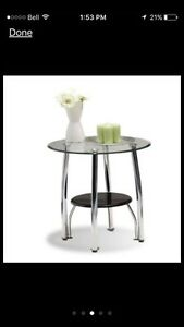 Modern Ventura Coffee Table/ 2 side tables  Windsor Region Ontario image 3
