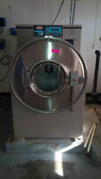 Milnor Commercial Washer & Dryer
