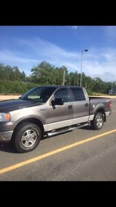 2006 F-150 Super Crew 1/2 ton for sale