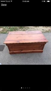 Solid Wood Small Table