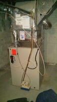 Oil To Gas Retrofit Furnace No cost installation Low Rental Rate