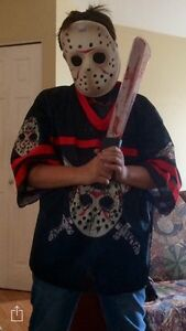 Costume d'Halloween Jason Voorhees