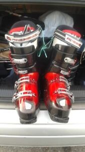 variety of exc.cond. ski / boarding equipment.