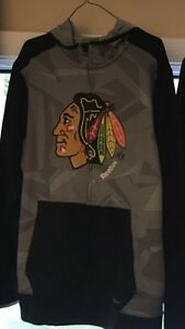 Chicago Blackhawks Zip up Hoodie