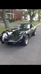 Chevrolet Corvette 1978 clean