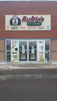 RUFFIN'S PET CENTRE STRATFORD-PET STORE WITH LIVE ANIMALS