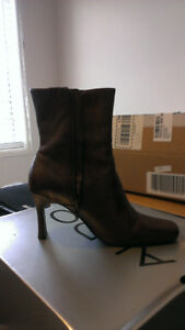 Aldo leather boots - size 7