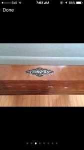 Brunswick pool table 4x8 Edmonton Edmonton Area image 3