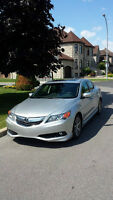 2013 Acura ILX Package: Leather/Camera/GPS/Bluetooth & Skirts
