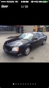 2003 Deville!!! Real head Turner!!! As is!!! 2400.00