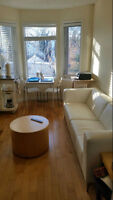 Furnished 1 Bdr/ Nov 1/NAIT/MONTHLY/Wifi/Cable