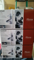 3 NEW Bathroom sink faucet 243 +TAX $272.16 PAID asking $190 eac