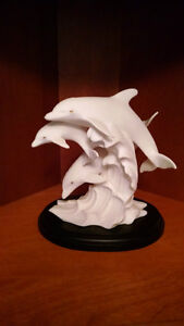 Lenox Dance of the Dolphins - Sea Animal Collection (1991) Kitchener / Waterloo Kitchener Area image 1