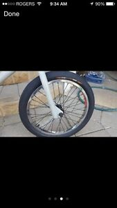 dk custom bmx with blown rear hub London Ontario image 2