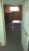 Basement for Rent in the NE
