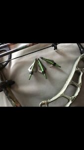 Broadheads for crossbow