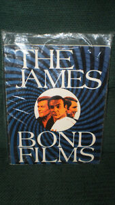 James Bond, Pierre Berton books, Shopaholic , Panini books +