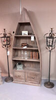 Reclaimed Pine Bookcase NEW