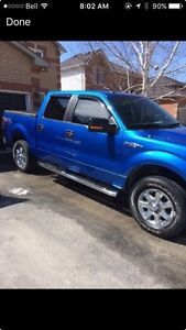 Lady owned 2014 Ford F-150 XTR