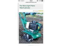 Highly efficient micro-lite petrol tiller/cultivator