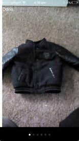 Baby boys coat 3-6 months £2