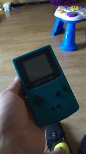 Gameboy colour 150$ or best offer for all!  Cambridge Kitchener Area image 1