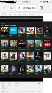 XBOX ONE ACCOUNT WITH 22 GAMES FOR SALE!!