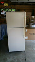 Maytag Fridge with Ice Maker