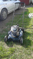 2 Lawnmowers For Sale